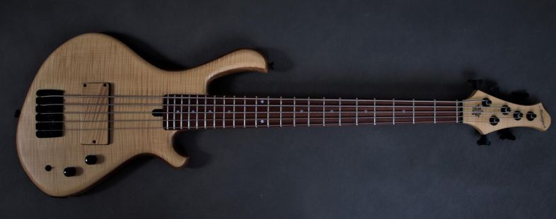 Cazpar 5p Flamed Maple Natural 200169